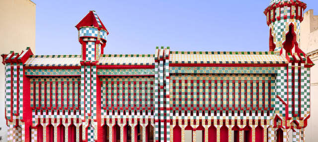 Casa Vicens Gaudí Tickets