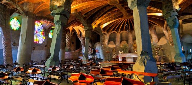Biglietti per la Cripta Gaudí