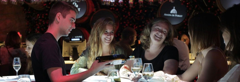 Experiencia gastronómica en Ópera Samfaina
