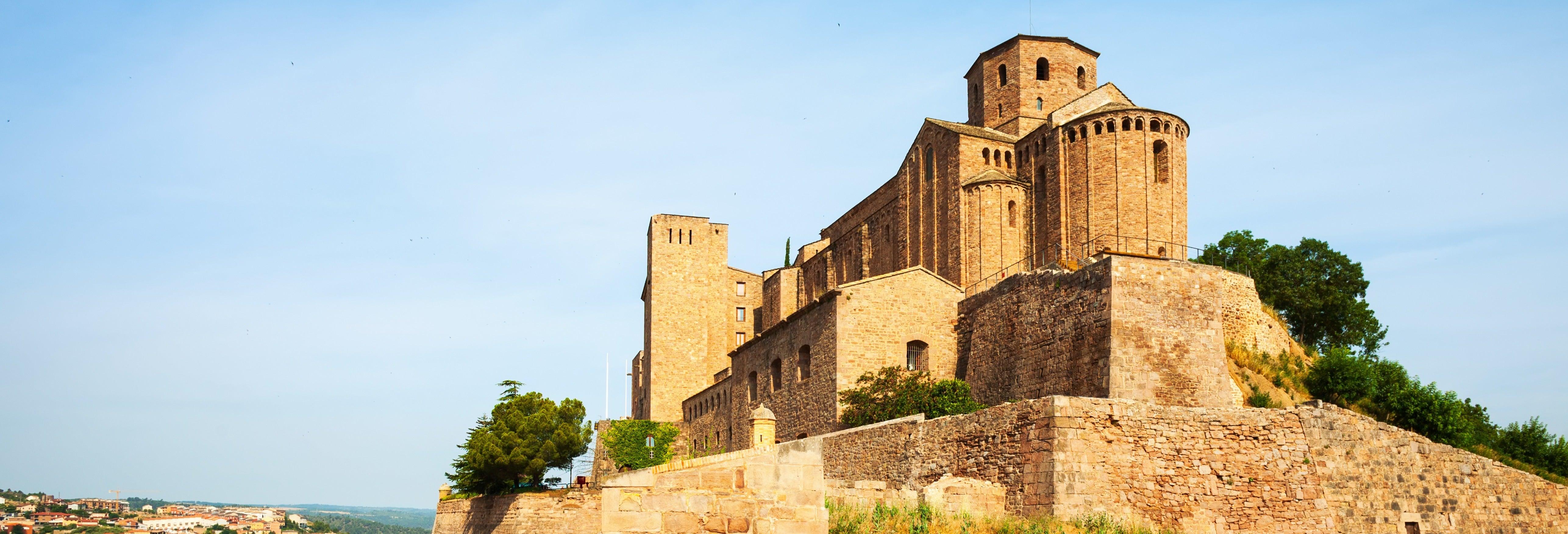 Excursion à Cardona et Montserrat