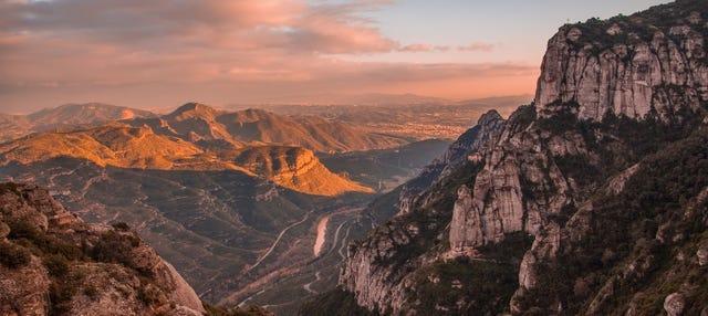 Escursione per Montserrat