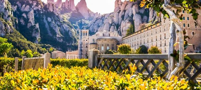 Escursione libera a Montserrat in autobus
