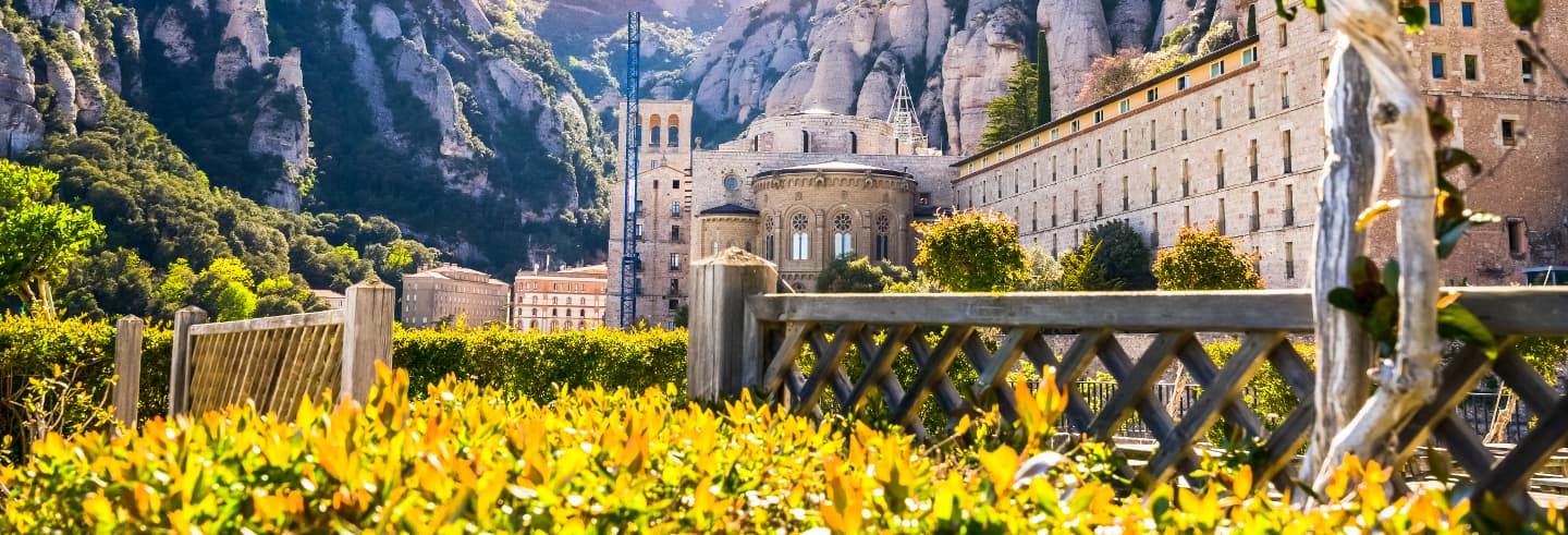Self-Guided Montserrat Bus Tour