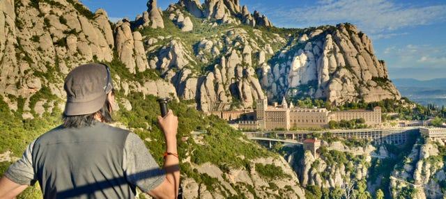 Escursione di un giorno a Montserrat