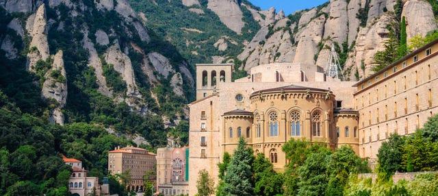 Escursione a Montserrat in treno