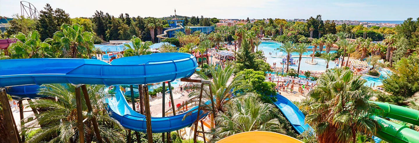 Excursion au parc aquatique Caribe de PortAventura