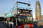 Barcelona Hop-On Hop-Off Sightseeing Bus
