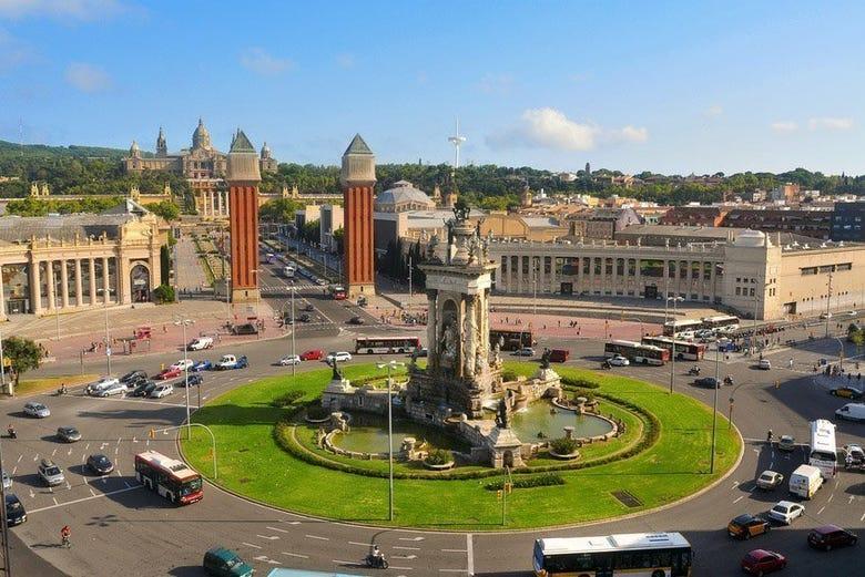 Visite complète de Barcelone