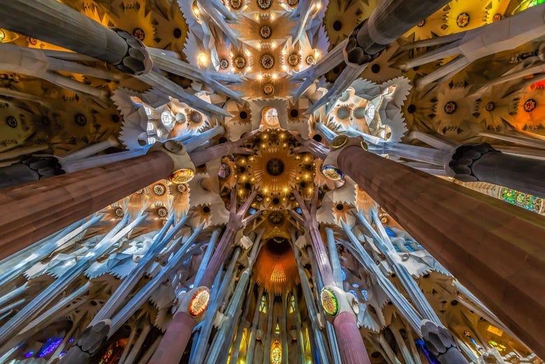 Visite des merveilles de Gaudí