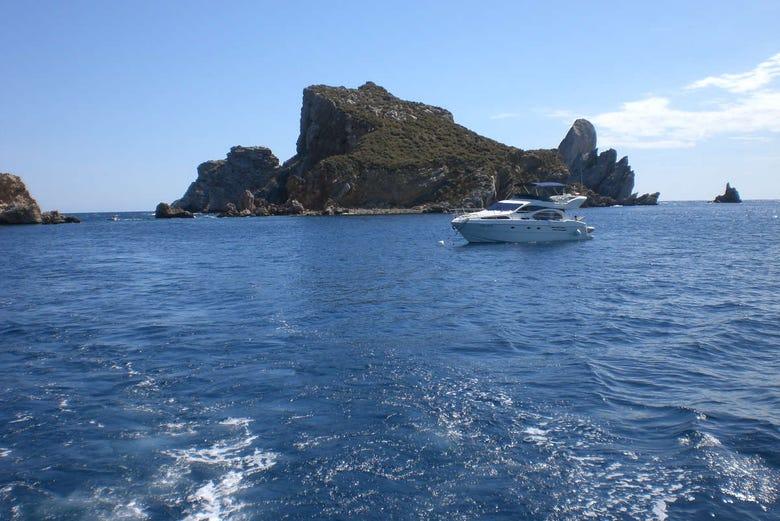 Excursion sur la Costa Brava + Balade en bateau
