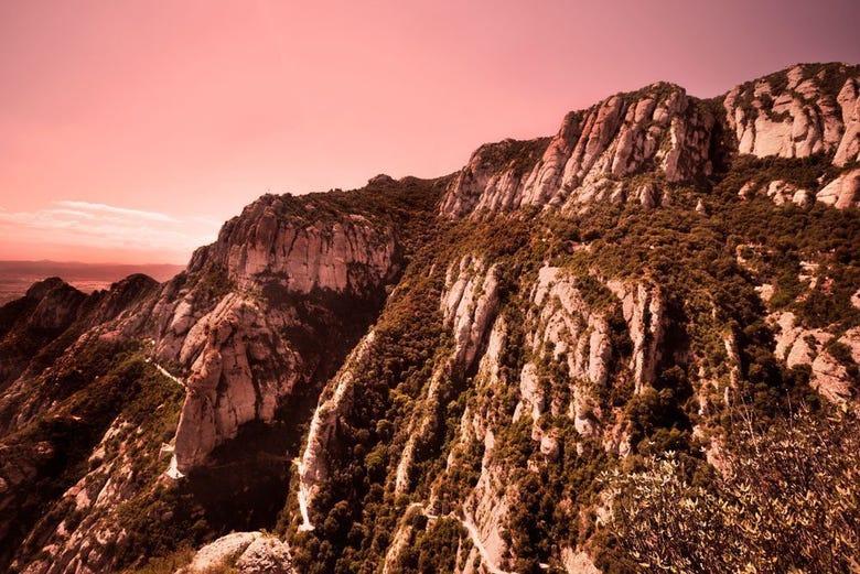 Carte Barcelone Montserrat.Montserrat Half Day Trip In Barcelona Introducingbarcelona Com