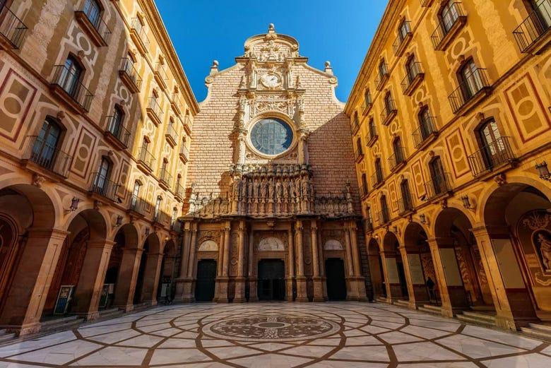 Montserrat por libre en autob s desde barcelona - Tiempo olesa de montserrat ...