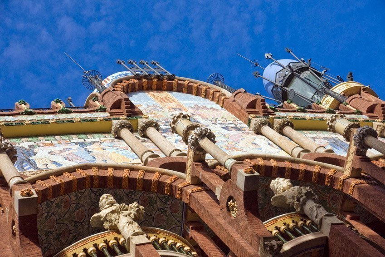 Visite guidée du Palau de la Música Catalana