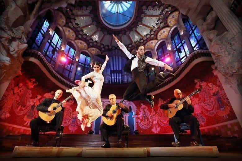 Billet pour Maestros de la Guitarra