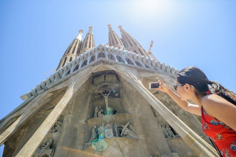 Visite en vélo électrique dans Barcelone