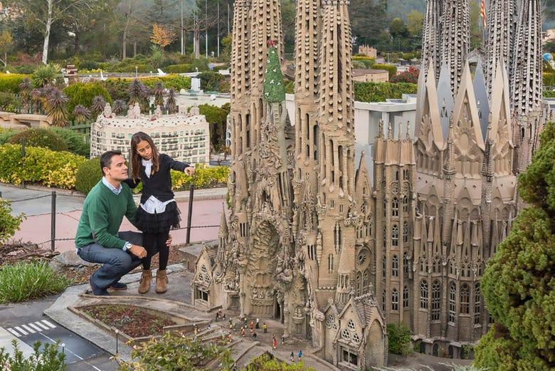 Billets pour le parc Catalunya en Miniatura