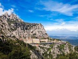 ,Sagrada Familia,Sagrada Familia,Monasterio Montserrat,Montserrat Monastery