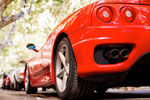 Ferrari or Lamborghini Tour of Barcelona