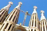 Sagrada Familia & Towers Guided Tour