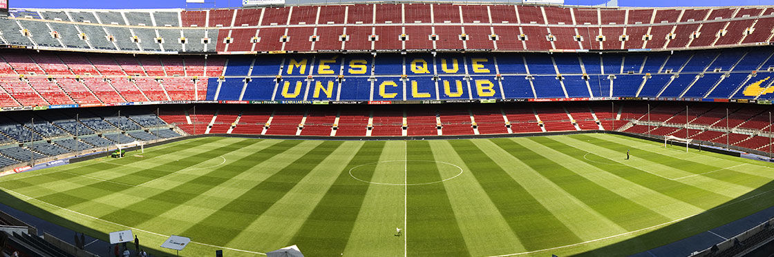 Camp Nou di Barcellona