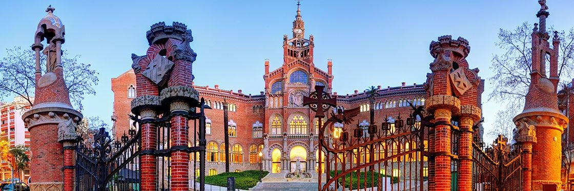 Hospital de Santa Cruz y San Pablo