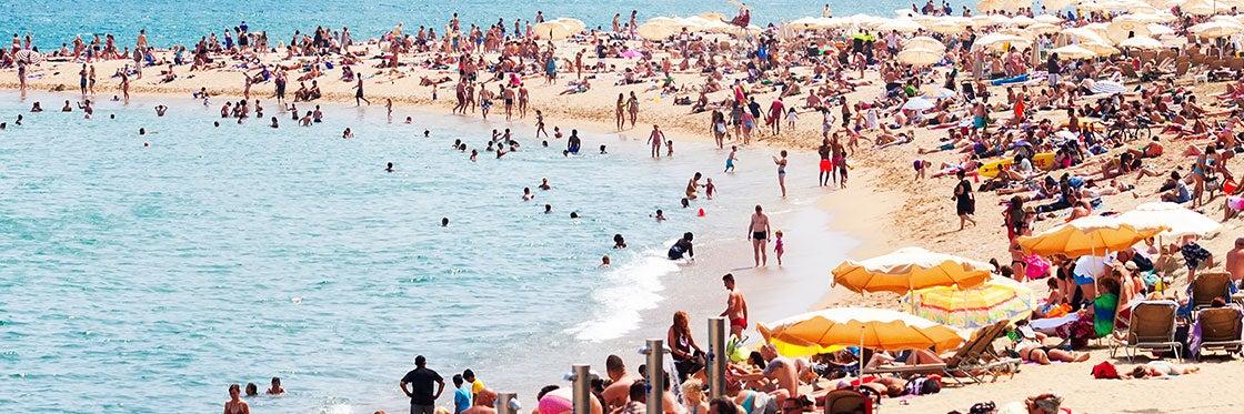 Praia Sant Sebastià