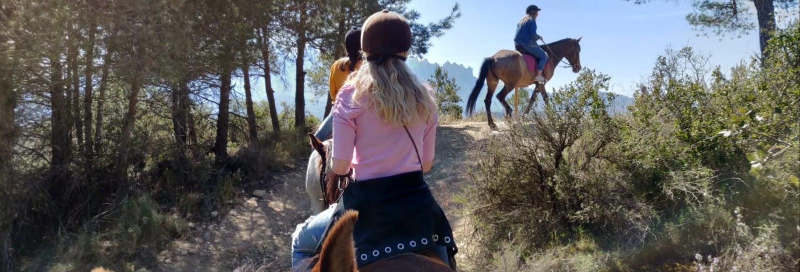 Montserrat Horse Riding