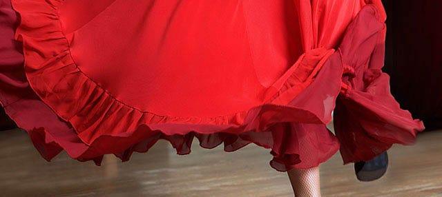 Show nel Palazzo del Flamenco