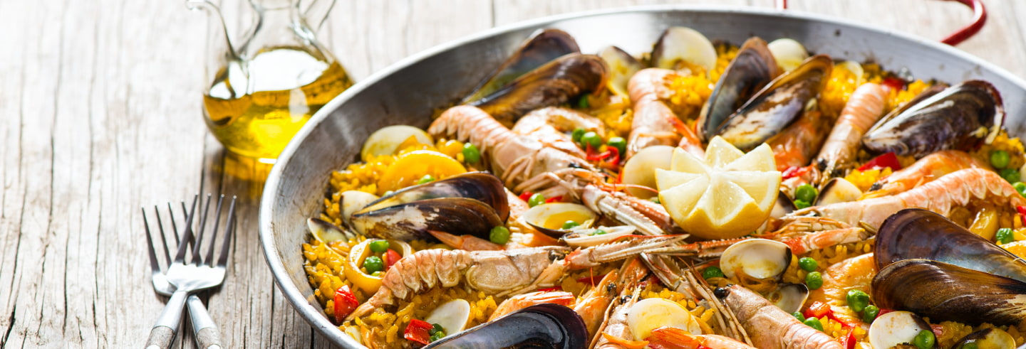 Paella Workshop in Barcelona