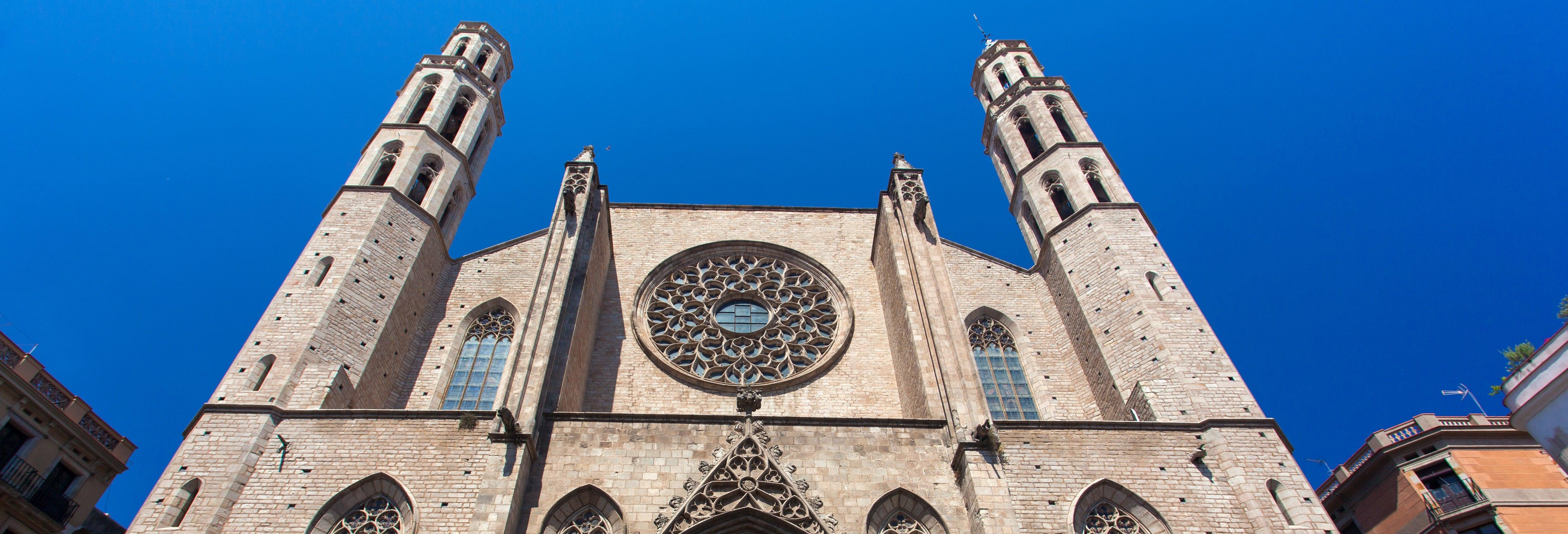 Visite guidée dans le quartier gothique de Barcelone