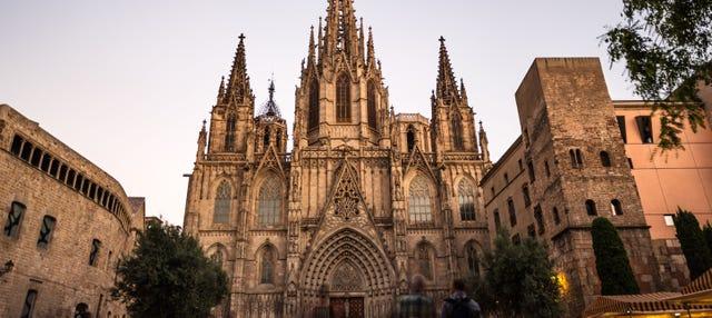 Tour de Barcelona al completo