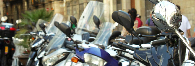 Tour en moto por Barcelona