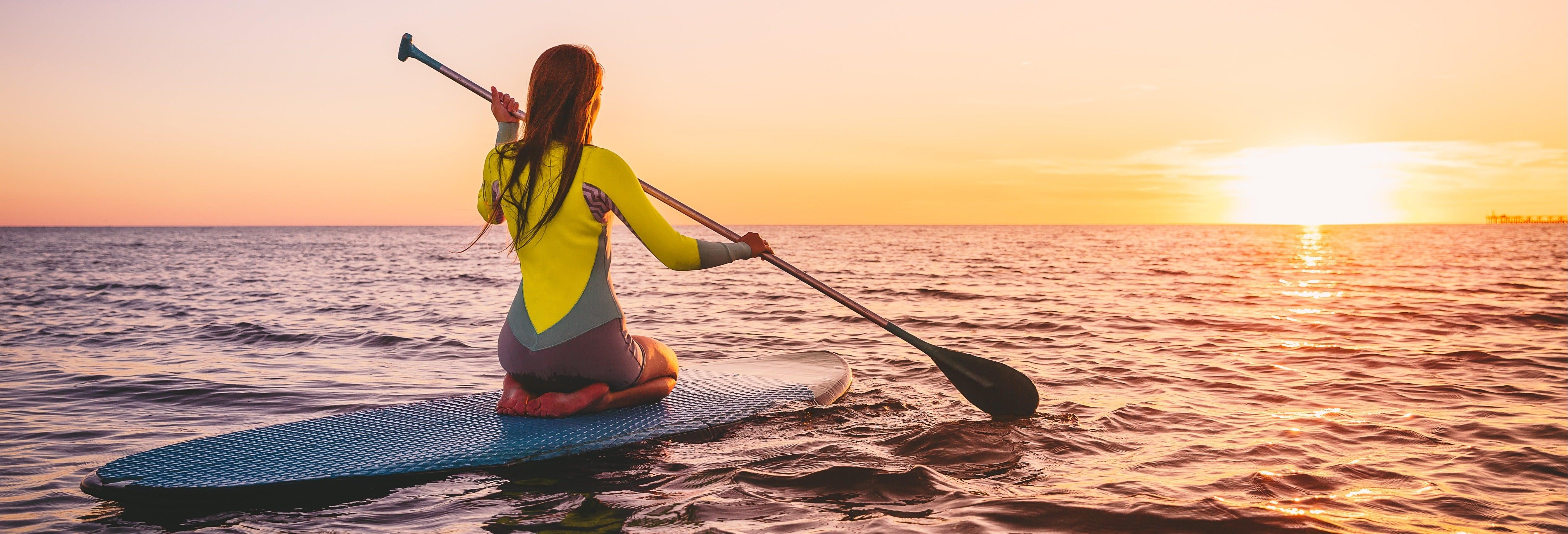 Tour en paddle surf por Barcelona