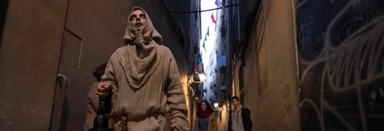 Tour teatralizado de misterios por Barcelona