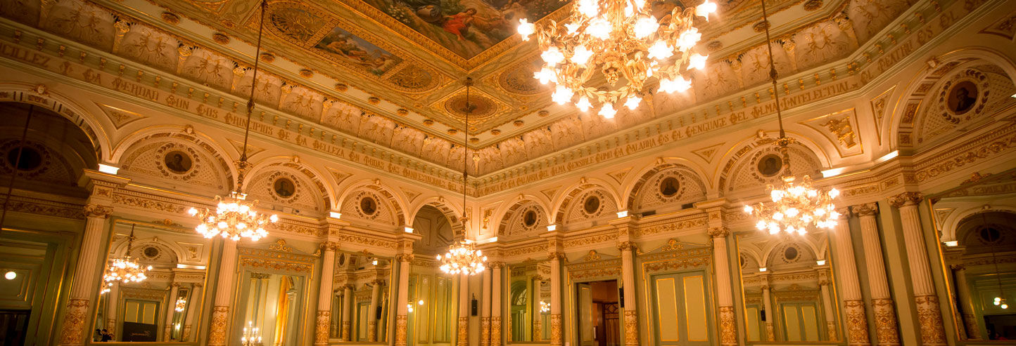 Guided Tour of the Liceu Opera