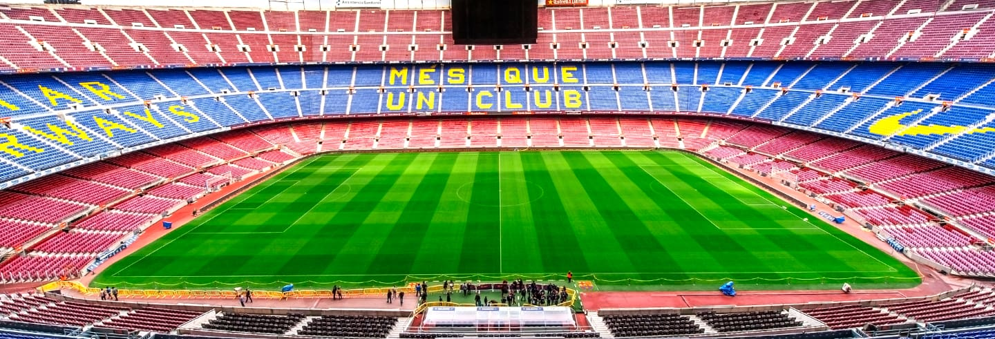 Guided Tour of Camp Nou Stadium