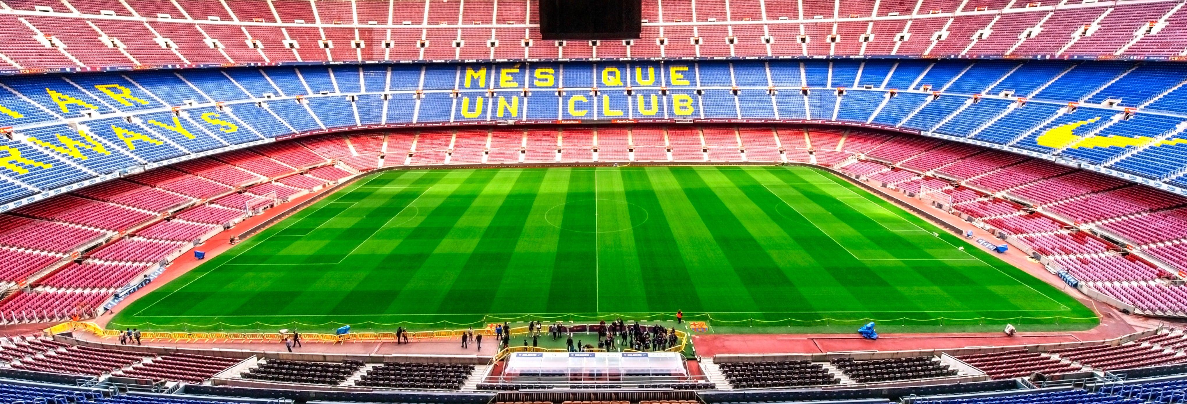 Visita guiada pelo Camp Nou
