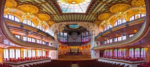 Visita guidata del Palau de la Música Catalana