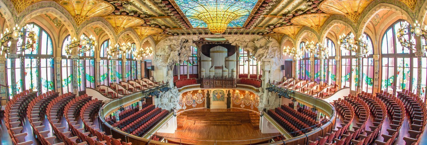 Palau de la Música Catalana Guided Tour