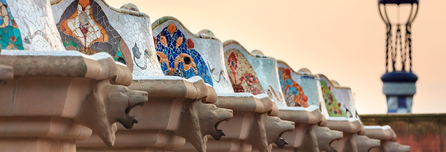 Park Güell Guided Walking Tour