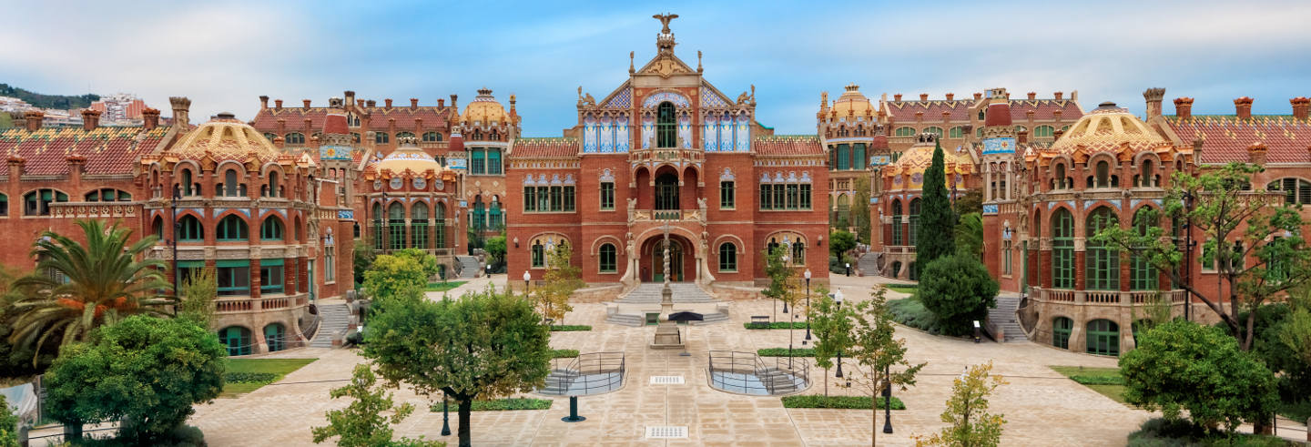Sant Pau Art Nouveau Site Guided Tour