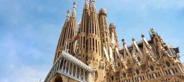 Oferta: Parque Güell + Sagrada Familia
