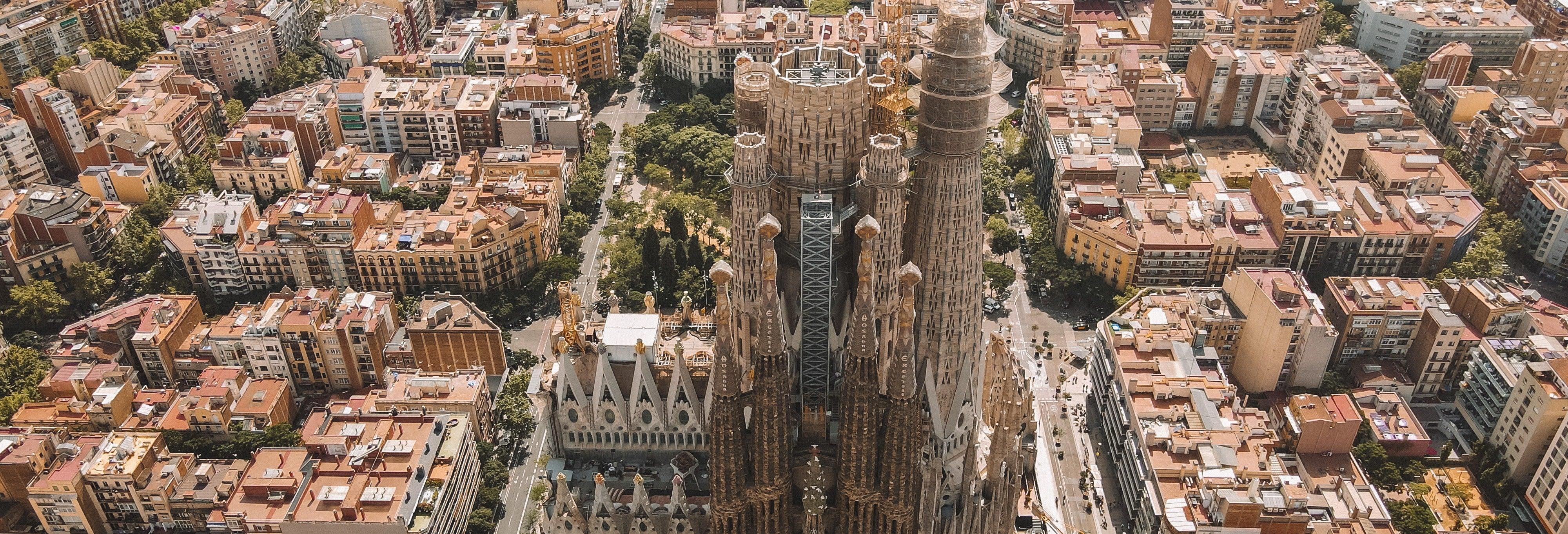 Sagrada Família com subida às torres