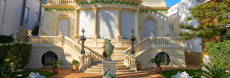 Visita guiada por las villas de Benicassim