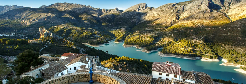 Excursión a Guadalest y río Algar