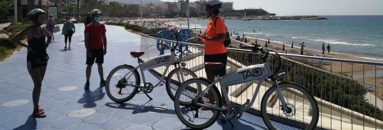 Tour en bicicleta eléctrica por Benidorm