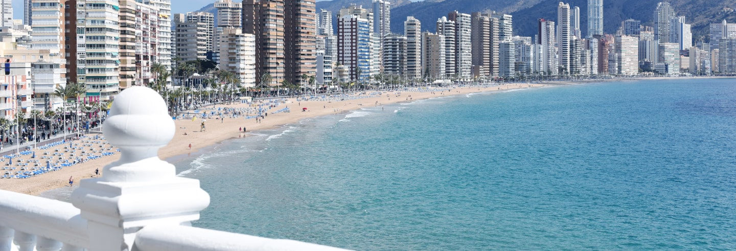 Tour privado por Benidorm