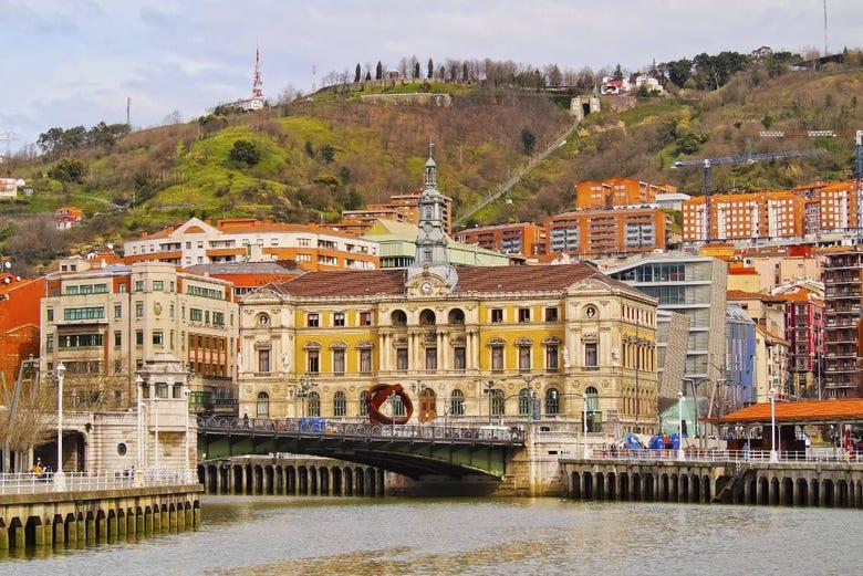Free tour dans le Bilbao moderne. C'est gratuit !