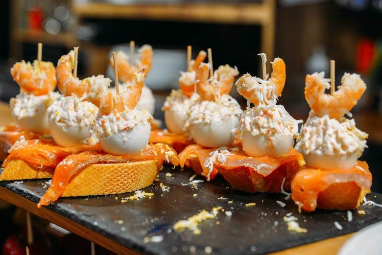 Visite gastronomique dans Ordizia et Saint-Sébastien
