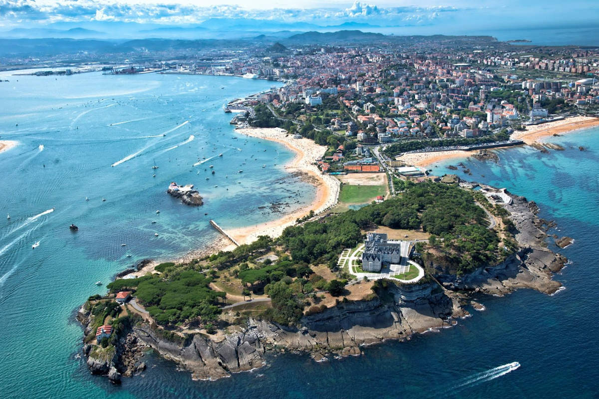 Excursion à Santander et Santoña